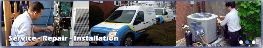 Heating Air Conditioning Service, Repair & Installation
