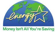 Energy-Efficient Air Conditioning - look for the Energy Star logo