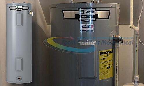 Electric Water Heater Photoshop