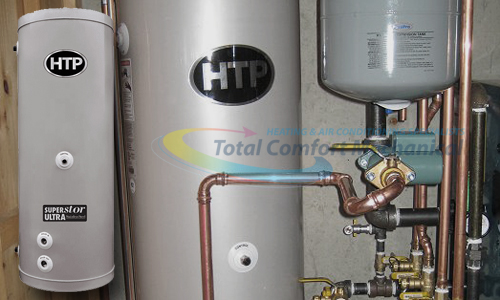 Indirect Water Heater Photoshop