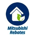 Click to view Mitsubishi Ductless Rebates