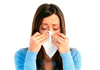 Allergies are often aggravated by poor indoor air quality